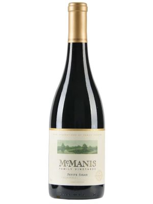 McManis Family Vineyards Petit Sirah