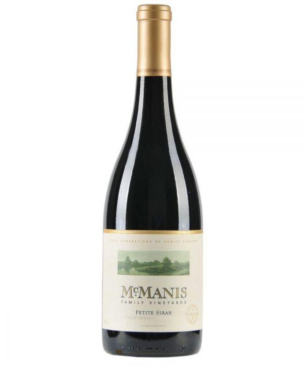 McManis Family Vineyards Petit Sirah