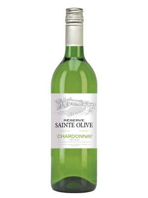 Sainte Olive Pays d'oc Réserve Chardonnay