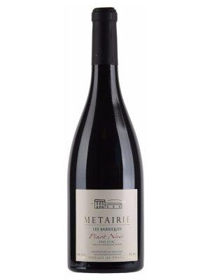 """Métairie """"les Barriques"""" Pinot Noir"""