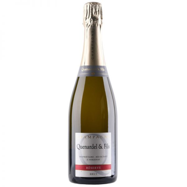 Quenardel Champagne AC Reserve Brut