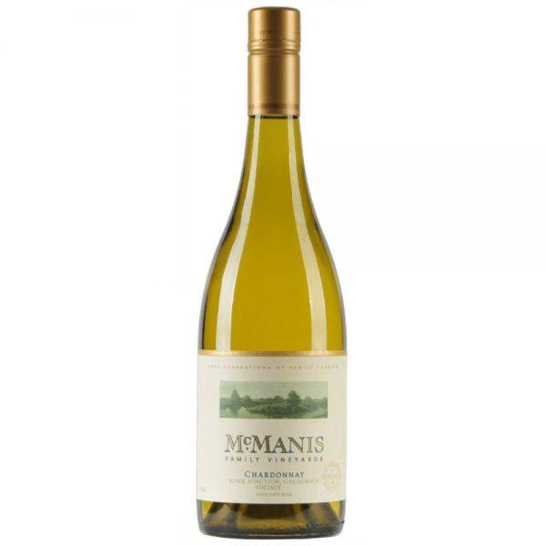 McManis Family Vineyards River Junction Chardonnay