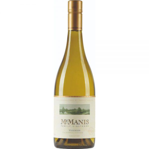 McManis Family Vineyards Viognier