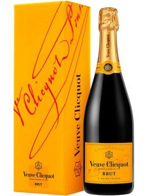 Veuve de Clicquot Brut Champagne Giftpack