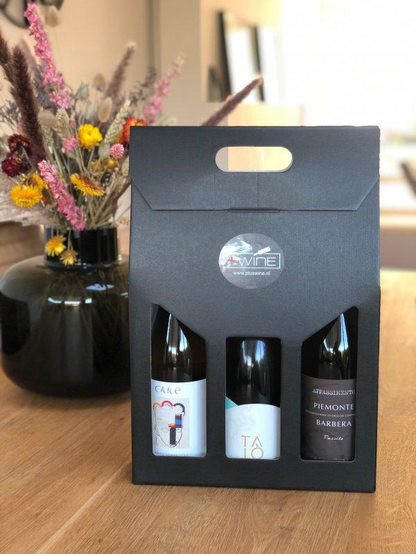 Wijnpakket 3 flessen Premium