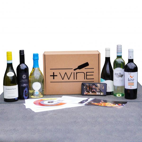 Blend Box | +WINE Bella Italia