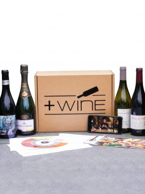 Blend Box | +WINE Vive La France