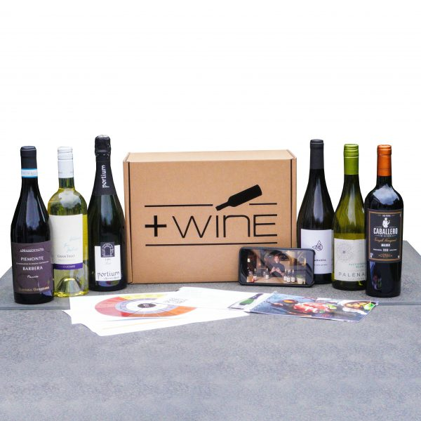 Blend Box | +WINE Wereld Wijnreis