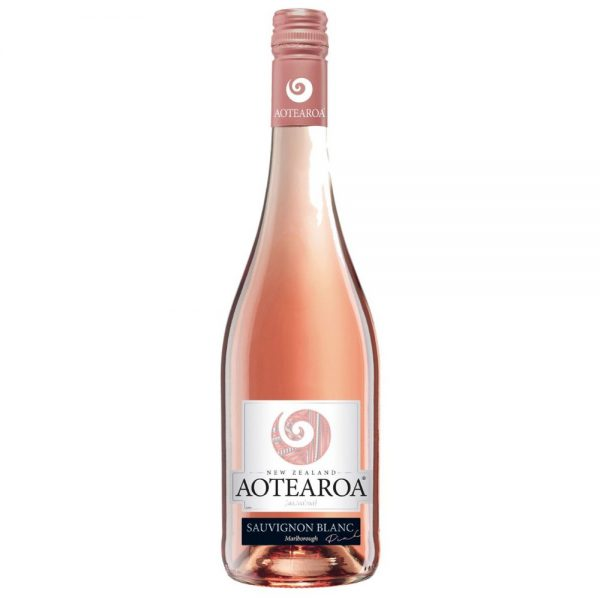 Aotearoa Marlborough Pink Sauvignon Blanc