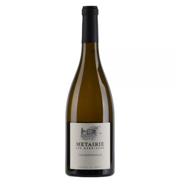 Métairie les Barriques Chardonnay