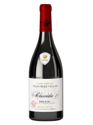 Vignobles Vellas, Pays d'Oc IGP Mourvedre, Blend 23