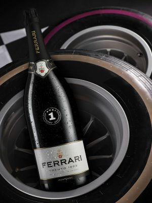Ferrari Trento DOC Celebration Jeroboam F1